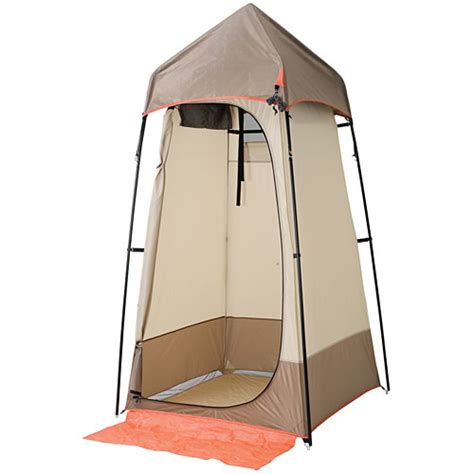 bathroom tent walmart ozark trail multi purpose changing room tent walmart com
