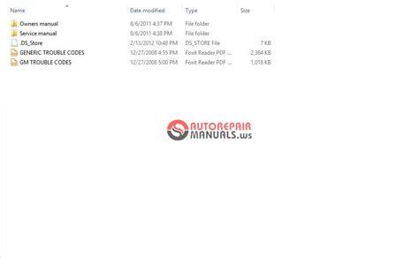 car repair manuals online pdf 2012 chevrolet impala interior lighting chevrolet impala 2014 owners manual pdf download autos post