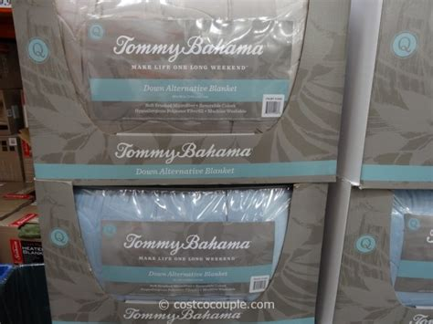 costco down comforter tommy bahama down alternative king queen blanket