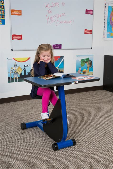 kinesthetic classroom pedal desks pedal desk