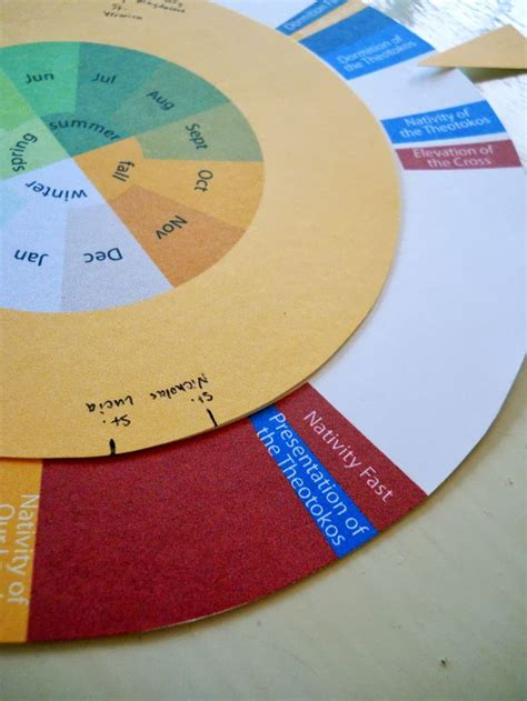 how to make a church calendar 25 best orthodox church school ideas images on