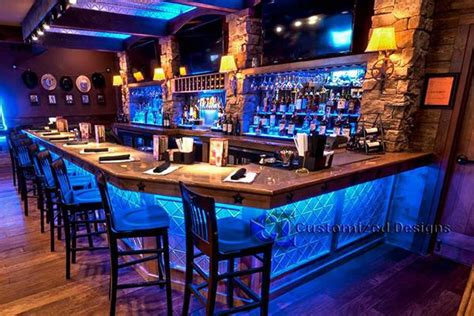 Industrial Style Lighting by Bar Shelving For Home Amp Commercial Bars Customize Yours
