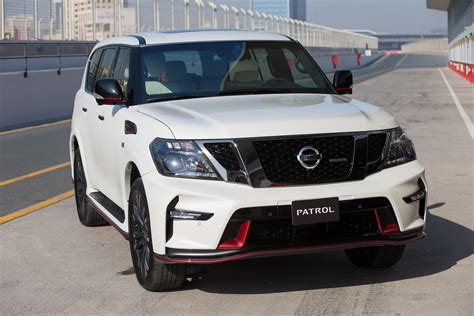 nissan patrol nismo nissan s patrol suv gets nismo treatment with 428hp v8