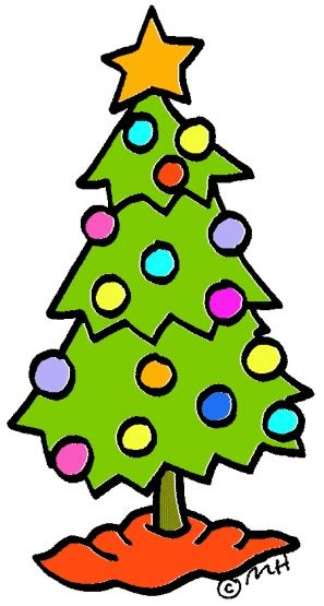 cartoon christmas tree december photo collection december 2010