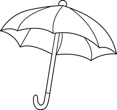Black And White Cliparts umbrella clipart black and white free clipart images cliparting