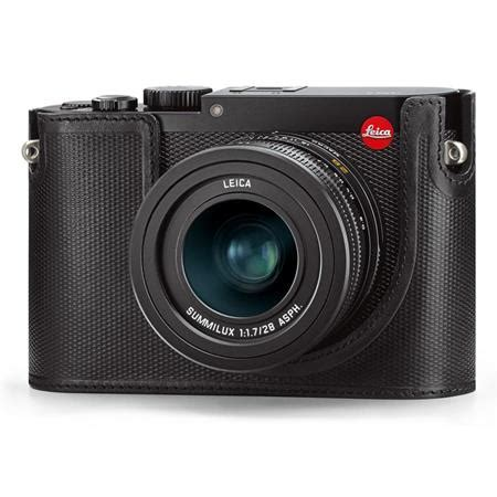 leica leather protector for q (typ 116) compact digital