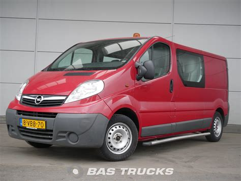Opel Vehicles by Opel Vivaro Light Commercial Vehicle 0 7900bas Trucks