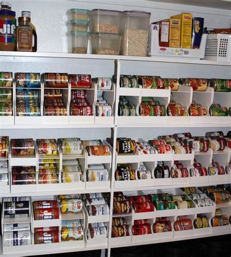 Pantry Organizers For Canned Foods by 156 Best Food Pantry Ideas Images On Cabinet