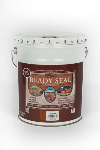 ready seal  menards