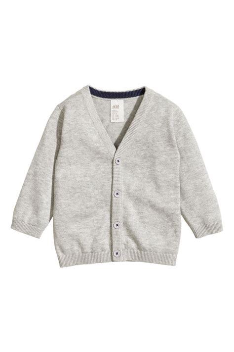 Cardigan Lp 5 cardigan gray sale h m us