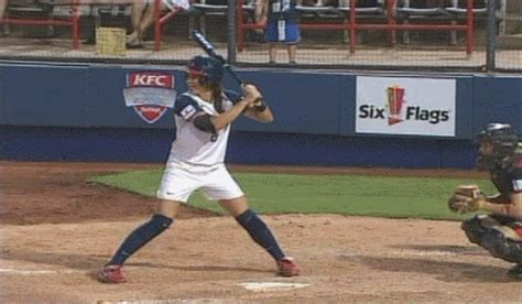 jessica mendoza swing jessica mendoza s style of hitting question
