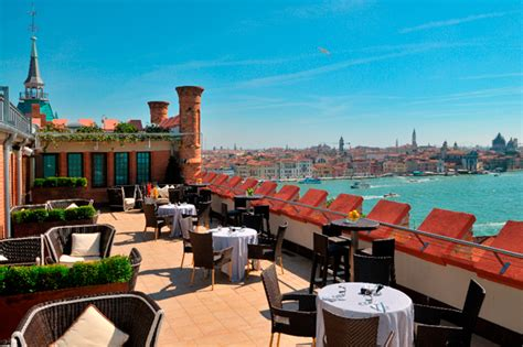 roof top bar venice hilton molino stucky venice treat yourself with a five