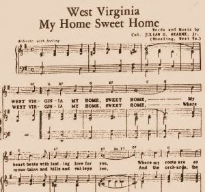 various artists west virginia my home sweet home lyrics