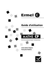 Ermel - Cahier de l'élève CP   Editions Hatier