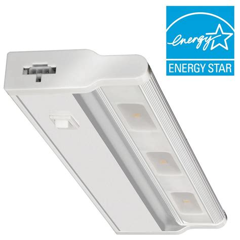 Commercial Electric Cabinet Lighting by Commercial Electric 36 In Led White Direct Wire