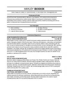 Universal Banker Sle Resume by Universal Banker Resume Exle U S Bank Eldridge Iowa
