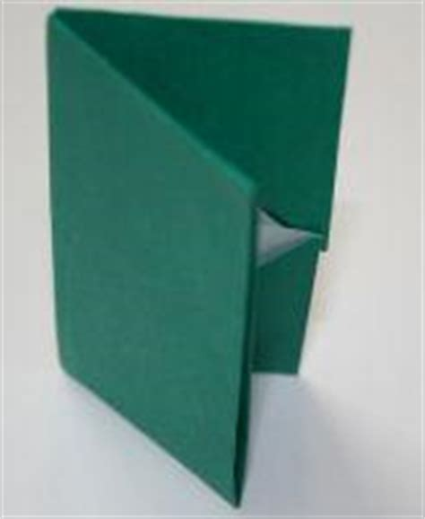 Origami File Folder - origami objects tutorials for