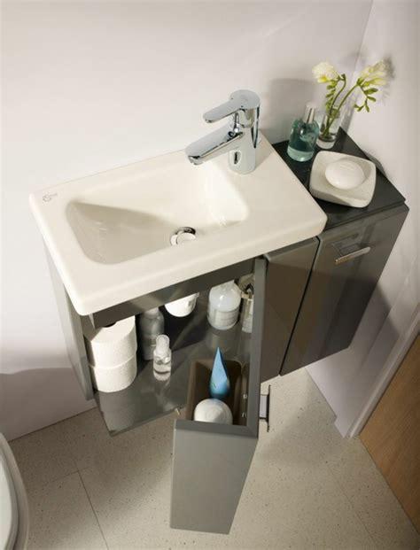 Waschbecken Kleines Bad by Kleines Bad Ideen Platzsparende Badm 246 Bel Und Viele