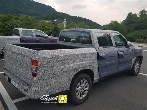 Hyundai Truck 2020 by Possible Hyundai Truck Prototype Spied Doesn T Appear To