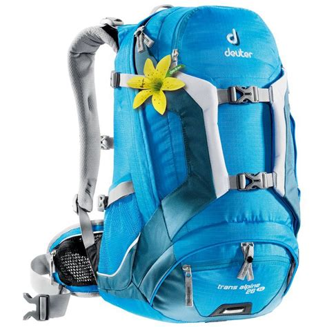 deuter trans alpine  sl damen rucksack turquoise