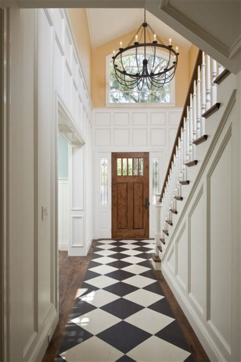 foyer wainscoting design ideas be inspired tips for lighting hallways staircases
