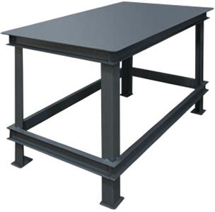 The Heavy Table by Heavy Duty Machine Tables Machine Table Work