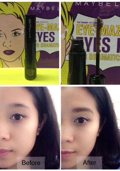 Maskara Alis Maybelline product review cara mudah tebalkan alis dengan maskara