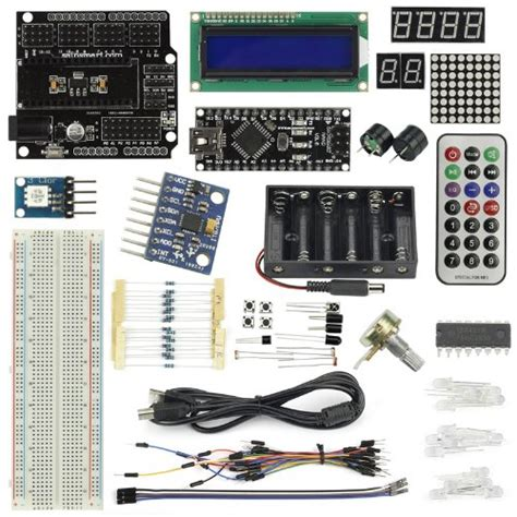 tutorial arduino uno bahasa indonesia pdf sainsmart nano v3 starter kit for arduino 1602cld