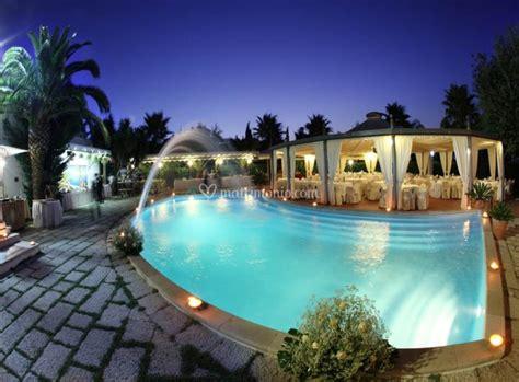 ristorante santorini pavia gazebo e piscina villa di villa foto