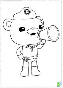 gups octonaut colouring pages octonauts coloring pages cartoon coloring style free