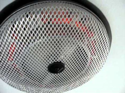 Bathroom Heat L Vs Fan Broan Nutone Electric Ceiling Heaters Modern Day
