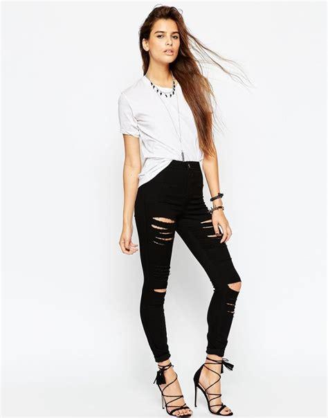 moda de jeans de damas 2016 moda otono invierno para mujer 2015 2016 jeans y