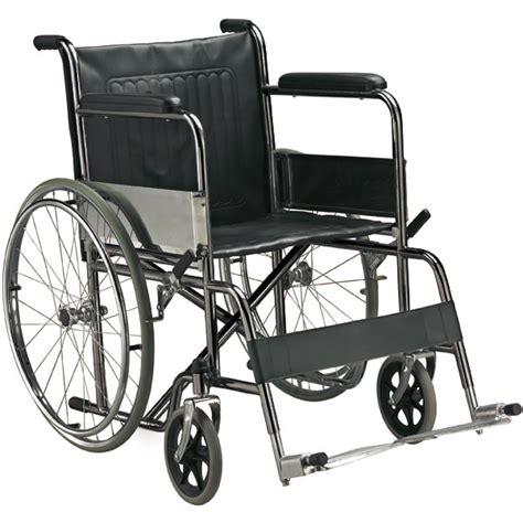 sedie con ruote per disabili sedia a rotelle carrozzina pieghevole standard