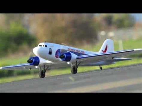 "dynam 4 ch skybus 58"" twin engine rc plane pnp general hobby"