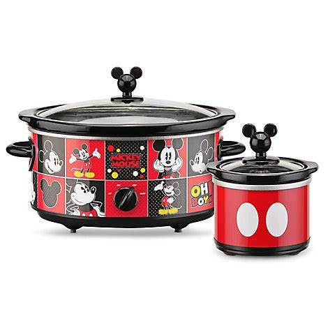 the incredible mickey mouse inspired slow cooker is