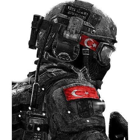 asker komando tuerk bayragi tuerk silahli kuvvetleri sticker