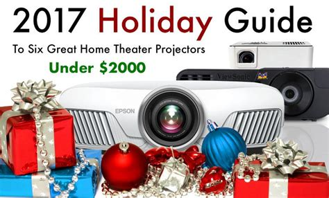 holiday guide   great home theater