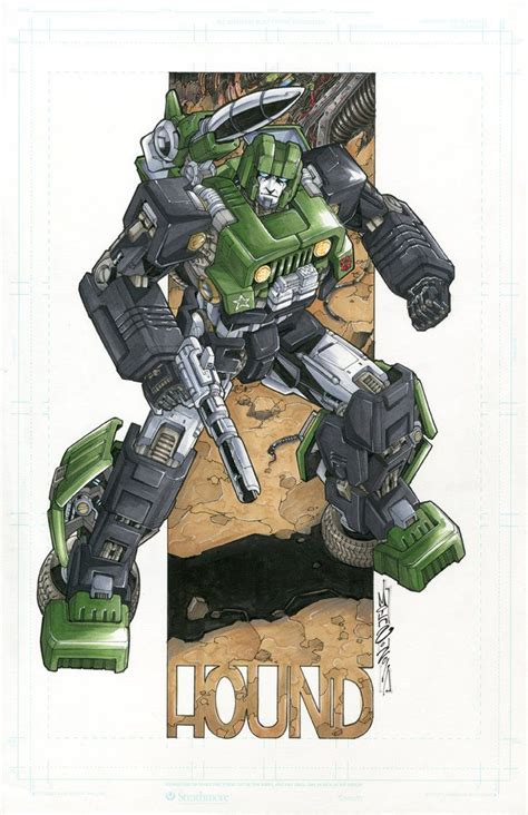 transformers hound art 17 best images about transformers more than meets the eye