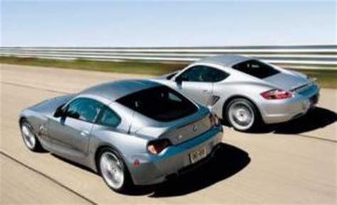 2006 bmw z4 hardtop porsche cayman s vs bmw z4 coupe autos post