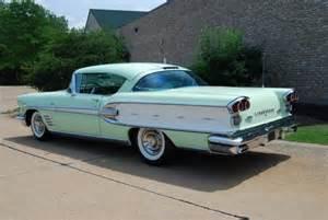 1958 Pontiac Bonneville 1958 Pontiac Bonneville Great Condition Used Classic