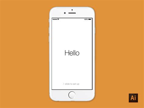 adobe illustrator iphone template iphone 6 illustrator by dave stadler dribbble