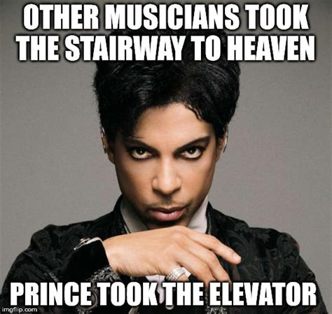 Prince Meme Generator - prince rip imgflip
