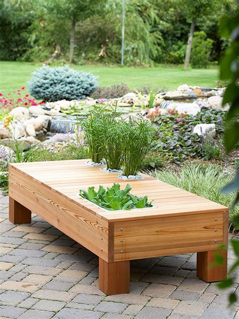 garden weeding bench multitasking outdoor table