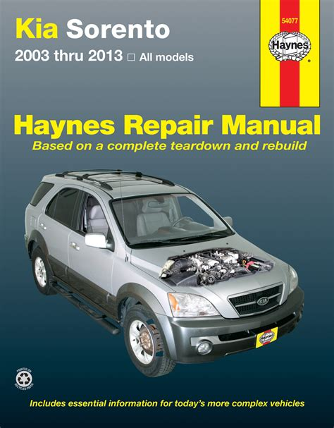 best auto repair manual 2006 kia sorento windshield wipe control kia sorento 03 13 haynes repair manual haynes manuals