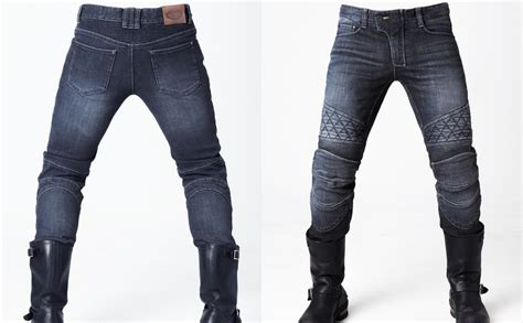 Motorradunfall Jeans by Guardian Motorcycle Jeans By Uglybros