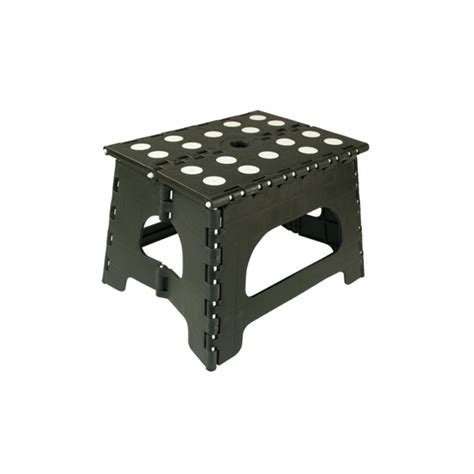 Range Kleen Folding Step Stool by Ss1b 1 Step Folding Black Step Stool Range Kleen Foot