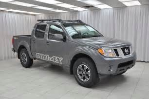 Nissan Pro 4x Frontier For Sale 2016 Nissan Frontier Pro 4x 4x4 4dr 5pass Crew Cab W