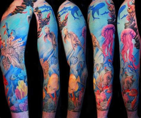 sea life tattoos best 20 tattoos ideas on
