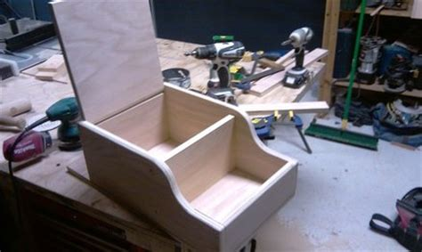 center console for trucks with bench seat truck center console by bill1225 lumberjocks com