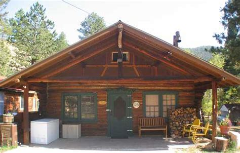 Log Home Store by Middle Fork Cabin Rental In Lyons Co Rentals In Colorado